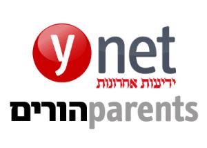 לוגו ynet הורים