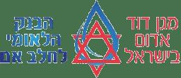 לוגו בנק החלב של מד״א בישראל
